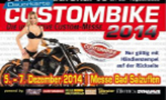 Custombike Messe 2015