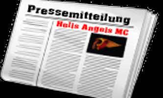 Pressemitteilung des Hells Angels MC Ostheim