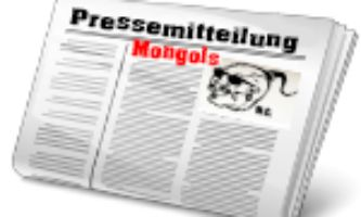 Pressemitteilung des Mongols MC