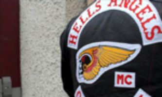 Hells Angels in der Tui Arena