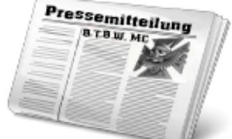 Pressemitteilung B.T.B.W. Wild East