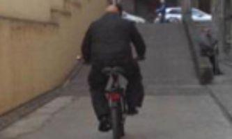 Fahrrad statt Harley