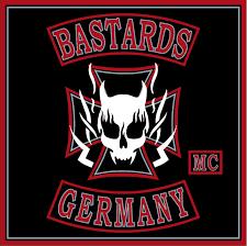 Bastards MC – CH Eröffnung in Crailsheim