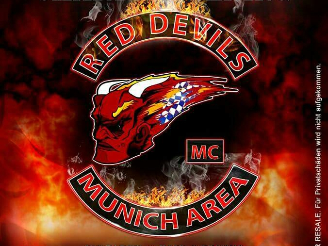Red Devils MC Munich Area – Charter Opening